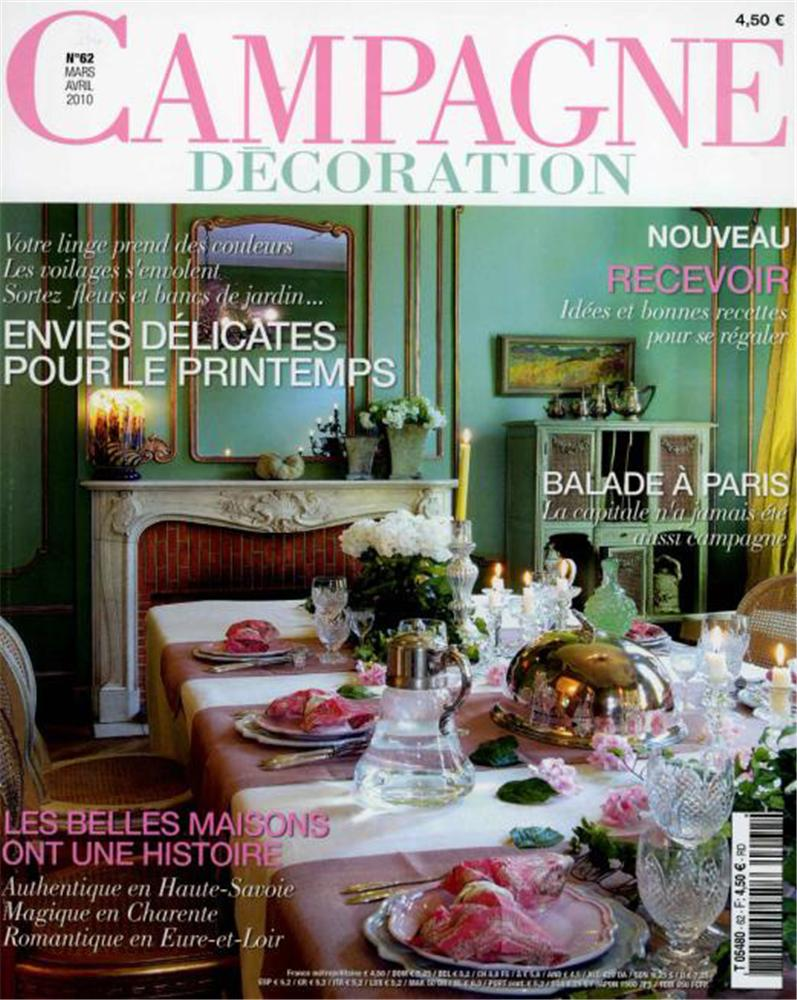 Campagne d coration n 62 country decoration n 62 tom press for Campagne decoration