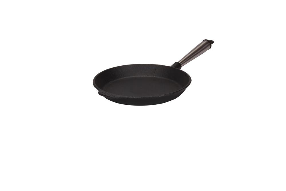 cast iron frying pan for induction hobs 26 cm tom press. Black Bedroom Furniture Sets. Home Design Ideas