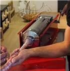 Horizontal 5 litre Reber meat stuffer