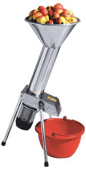 500 kg stainless steel electric apple grinder