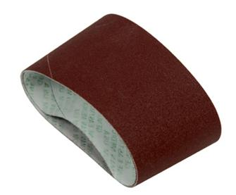 Replacement medium grain abrasive strips for COUFABAN sharpener