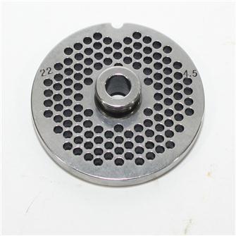 4.5 mm plate for n° 22 grinders