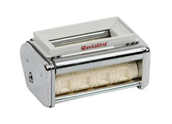 Raviolini accessory for pasta making machine