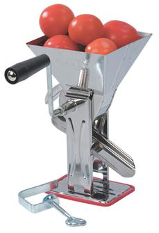 Manual tomato press / strainer