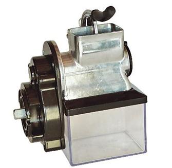Grater accessory for Reber grinder