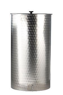 400 litre stainless steel vat