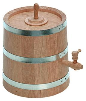 Oak vinegar maker 3 litres