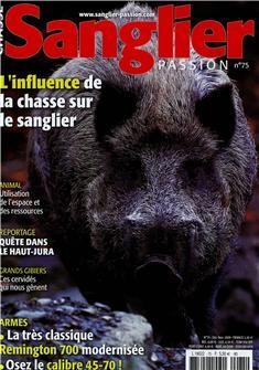 Sanglier passion n°75 (Boar hunting magazine n°75)
