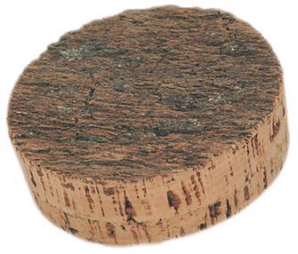 Cork plug 10 cm