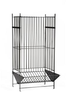 Potato storage cage 75 kg