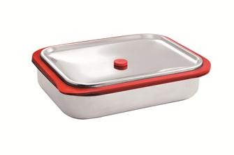 Rectangular stackable vacuum sealing container for Takaje