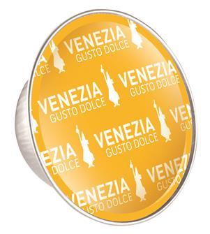 Box of 16 Bialetti Venezia coffee capsules