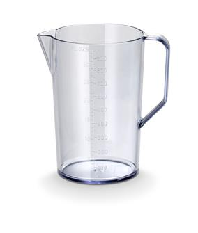 1000 ml jug with a handle