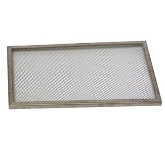 Stainless steel tray for SECBIOIN/PM