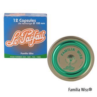 100 mm Familia Wiss® cap