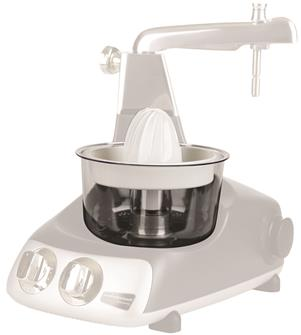 Citrus press accessory for Swedish food processor