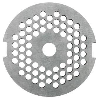 4.5 mm plate for meat grinder accessory