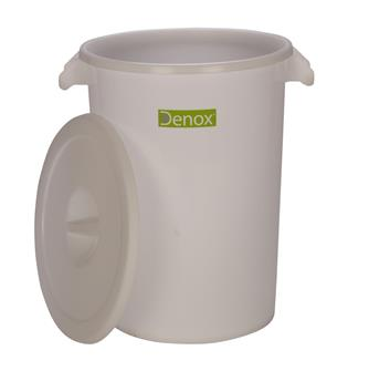 100 litre food vat with a lid
