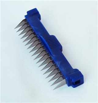 Additional 5 mm comb for a cube mandolin wire
