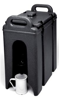 Isotherm container for drinks with tap. 9.4 litres.