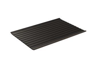 Defrosting plate