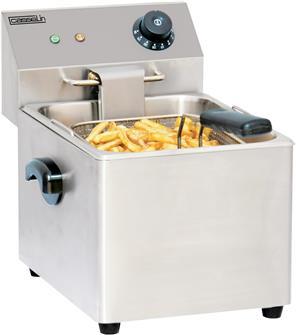 Electric 4 litre deep fryer