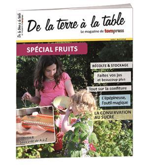 Tom Press Magazine Special Fruits 2014