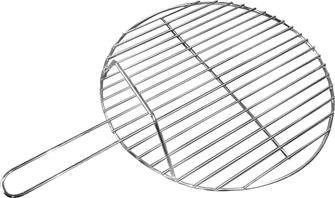 Additional grill for charcoal or gas barbecue