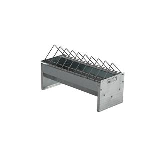 50 cm galvanized feeder for poultry