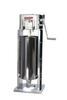 Vertical/horizontal Reber stainless steel sausage stuffer