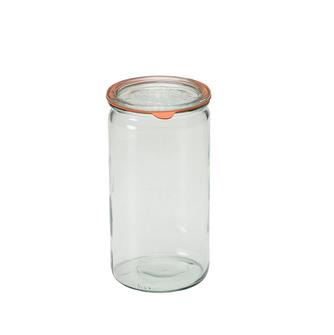 Tall 1.5 litre Weck jar by 6