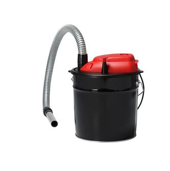 Electric vacuum cleaner for ashes