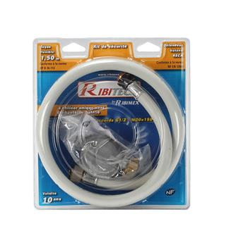 Gas hose screw and butane regulator kit