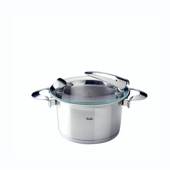 Stainless steel cooking pot diameter 24 cm