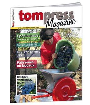 Tom Press Magazine August-September 2015