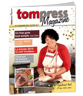 Tom Press Magazine December 2015 - January 2016