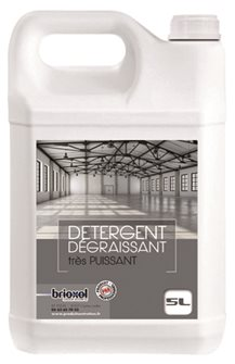 Grease-removing detergent - 5 litres