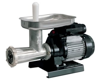 Reber electric meat grinder n ° 22 with reverse gear 600 W - new motorization