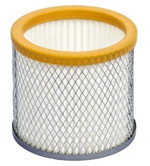 Metal filter for ash cleaner