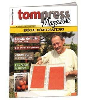 Tom Press Magazine August-September 2016