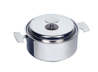 Baumstal stewpot induction stainless steel 16 cm