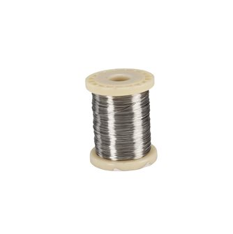 Stainless steel wire for frame  - 250 g.