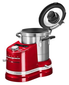 Food processor cooking all-in-one red