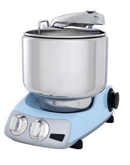 Swedish multi-purpose food processor - light blue