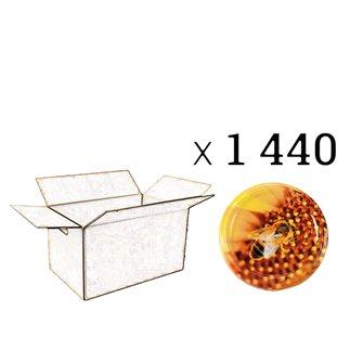 Capsules twist-off honey ape su polline diam 63 mm by 1440