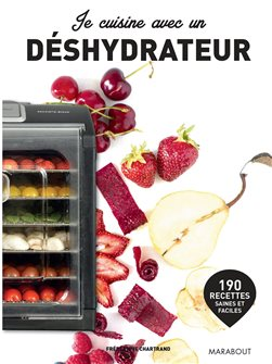 Book I cook with a dehydrator