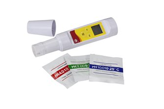 Digital pocket pH meter 0-15 pH