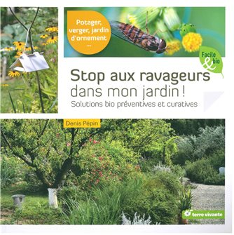 Stop pests in the garden!