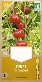 Red Cherry small chili pepper seeds