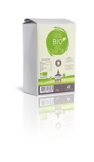 Rye T130 household flour on BIO grinder 1kg